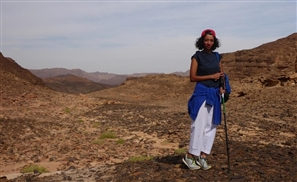 Egyptian Becomes First Woman Ever to Complete the Sinai Trail