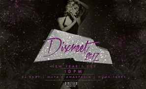 Discreet at Nineteen Twenty Five is Set to be One of the Most Exclusive NYE Parties This Year