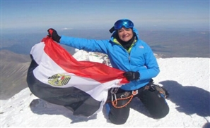 Mountaineer Manal Rostom to Become First Egyptian Hijabi to Climb Mount Everest