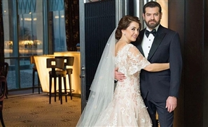 Egyptian Actor Amr Youssef Weds Syrian Starlet Kinda Alloush and Everyone Loses Their Minds