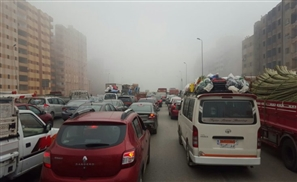 10 Foggy Reasons Egyptians Were Late to Work This Morning
