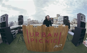 Listen to Azaar's New Upbeat House Set Recorded at Urban Picnic