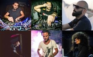 9 International Arab DJs You Should Know About