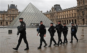 Egyptian Man Reportedly Attacks a Policeman at Paris' Louvre Museum