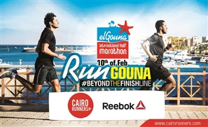 Reebok is Dragging You Out of Bed This Weekend for the Gouna International Half Marathon