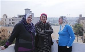 The 3 Egyptian Women Behind the NGO that's Rescuing Syria's Lost Generation
