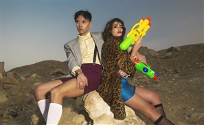 Pandora's Sexy Bonnie and Clyde Inspired Valentine's Day Shoot is Killer