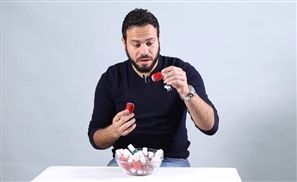 Video: Egyptian Guys Answer Questions about Nail Polish and It's Hilarious