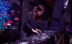 Zeina Reaffirms our Faith in Cairo's Underground Clubbing Scene with Julietta at Unfamiliar