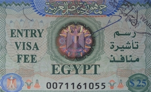 Egypt Postpones Decision To Increase Tourist Entry Visa Until July