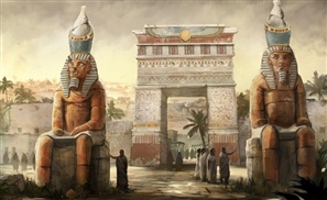 Leaked Screenshots: Egypt Confirmed As New Setting for Assassin's Creed