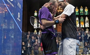 Video: A Tale of Two Egyptian Brother's Comes to an Emotional Ending During a US Squash Face-Off