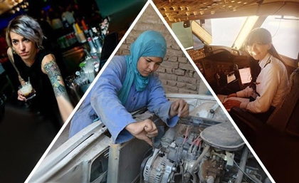 5 Egyptian Women Breaking Into Male Dominated Industries