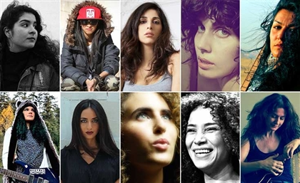 13 of the Best Independent Female Singers in the Middle East