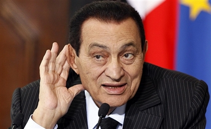 Mubarak Just Got Released from Prison