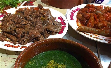 The Legendary Kebdet El Prince Reopens to Once Again Rule Egyptian Street Food
