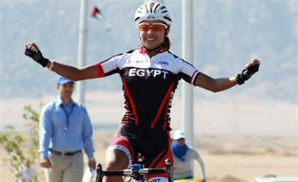 Egyptian Woman Wins 3 African Cycling Championship Medals, Dedicates Them to Deceased Teammate