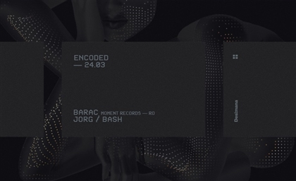 Encoded: Desimana to Host Romanian House Music Pioneer Barac in Cairo this Weekend