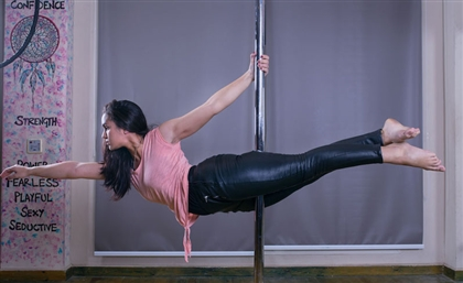 5 Pole Dance Studios in Cairo to Get You in Shape for Sahel Season