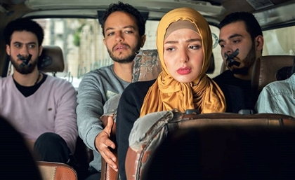 New Egyptian Anti-Sexual Harassment Photo Campaign Takes on Witnesses Who Stay Silent