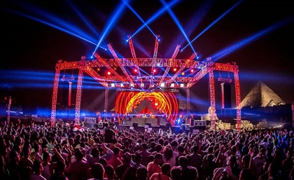 Aly & Fila Announce The Return of Future Sound of Egypt 500 to the Great Pyramids of Giza