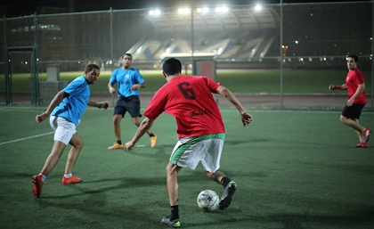 Uber Teams Up with Elite International Soccer for Amateur Football Tournament in Egypt