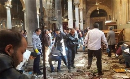 Video: Church Explosion Kills 13 and Injures 42 in Tanta