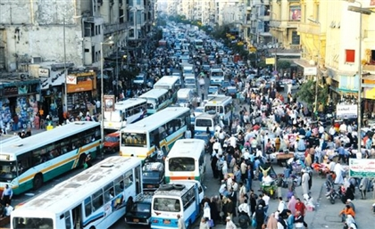 Egypt's Population is Growing 5 Times Faster Than China