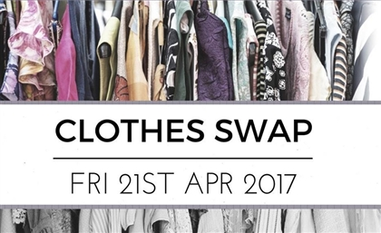 There's a Clothes Swap Happening in Cairo This Friday