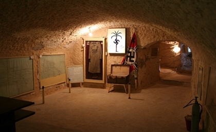 Egyptian Ministry of Antiquities Announces Reopening of Marsa Matrouh's Nazi Cave Museum