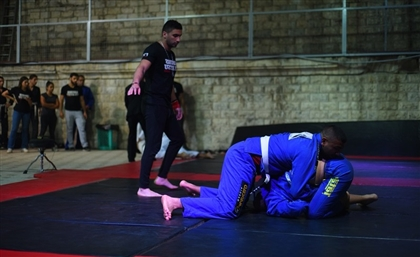 Anubis Jiu-Jitsu: World-Class Brazilian Martial Arts in Cairo