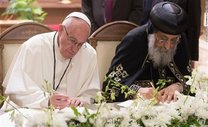 Egyptian Bishops Reject the Coptic Church and Pope Francis' Shared Baptism Agreement