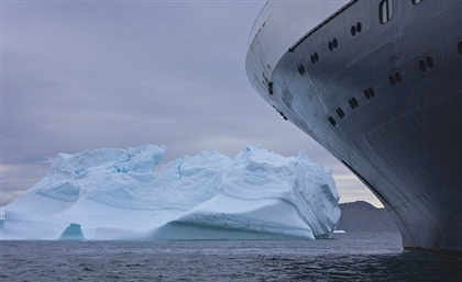 The UAE Is Importing Icebergs from Antarctica