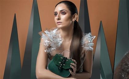 Egyptian Actress Amina Khalil Named Okhtein Brand Ambassador