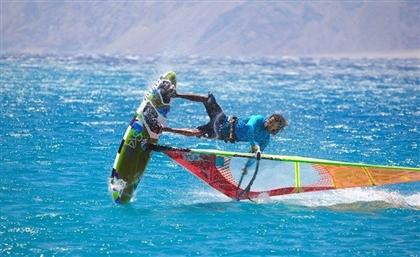 This Local Dahab Windsurfing Champion Needs Your Help to Represent Egypt Internationally