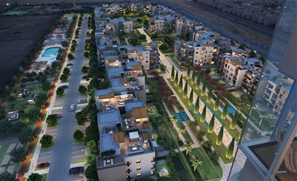 This Real Estate Company is Building 6th of October's First Ever High-Rise Towers Dubai Style