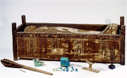 Ancient Egyptians Share More DNA with Turks than Africans, New Study Finds