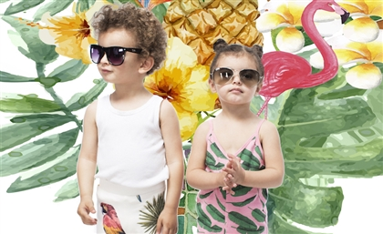 This New Egyptian Kids Fashion Brand Will Have Your Child Looking Funky Fresh This Summer