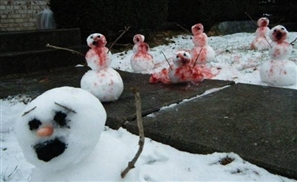 New Fatwa Declares Snowmen Too Erotic for Islam