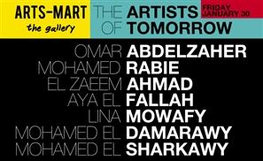 Arts-Mart's Artists of Tomorrow
