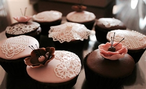 Frostbite Cupcakes