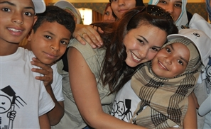 Hend Sabry Gives Back... And So Should You