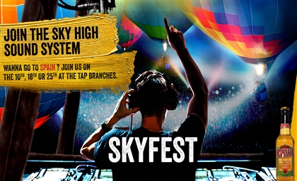 Desperados Wants to Take You to Spain for a Music Festival in the Sky