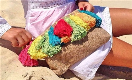 This Egyptian Brand Has Just Created The Essential Beach Accessory for This Summer