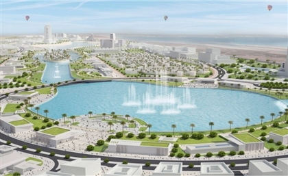 There's a New Eco-City Mega Project Being Built in El-Alamein
