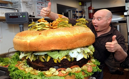 8 Deliciously Ginormous Supersized Foods You Can Get In Egypt