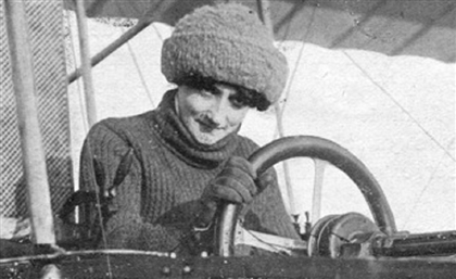 9 Extraordinary Photos of Egypt's First Ever Air Race in 1910 Heliopolis