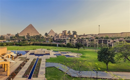 This Yoga Campaign Is Showing Off The Best of Egypt While Healing Our Souls