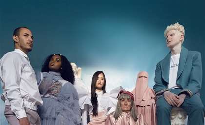 New Shoot by Kojak Features Niqabi Woman, a Grandmother, and a Model with Albinism