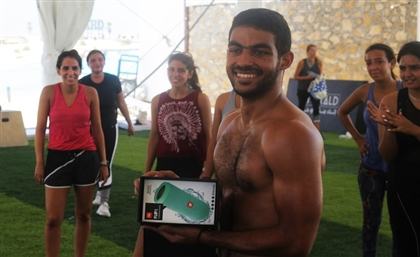 Sahel's Fittest Bodies Gathered for Etisalat Emerald Fitness Challenge Week - And We Have the Photos